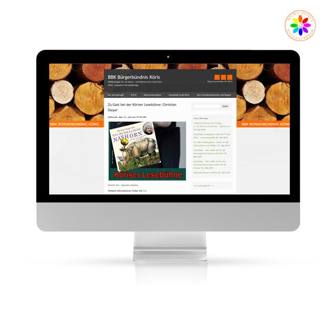 Referenzen Hilma Design Website Umzug