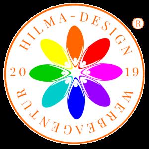 Hima-Design-Werbeagentur im Gosen-Logo